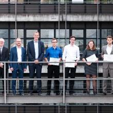 Recipients Richard Hirschmann Award 2019 Recipients Hirschmann Award 2019